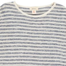 Bellerose Urmo Striped Sweatshirt-product