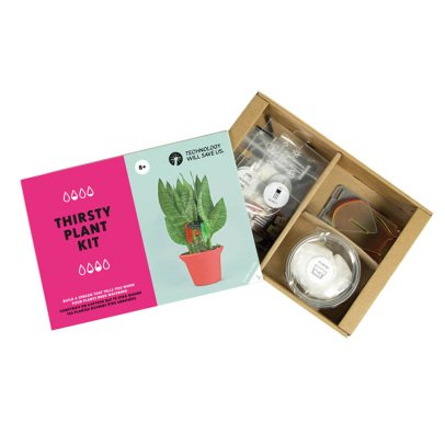 Technology Will Save Us Kit DIY Plantas	-listing