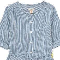 Bellerose Agua Striped Playsuit-product
