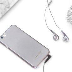 Happy Plugs Ecouteurs Earbud plus Argenté-listing