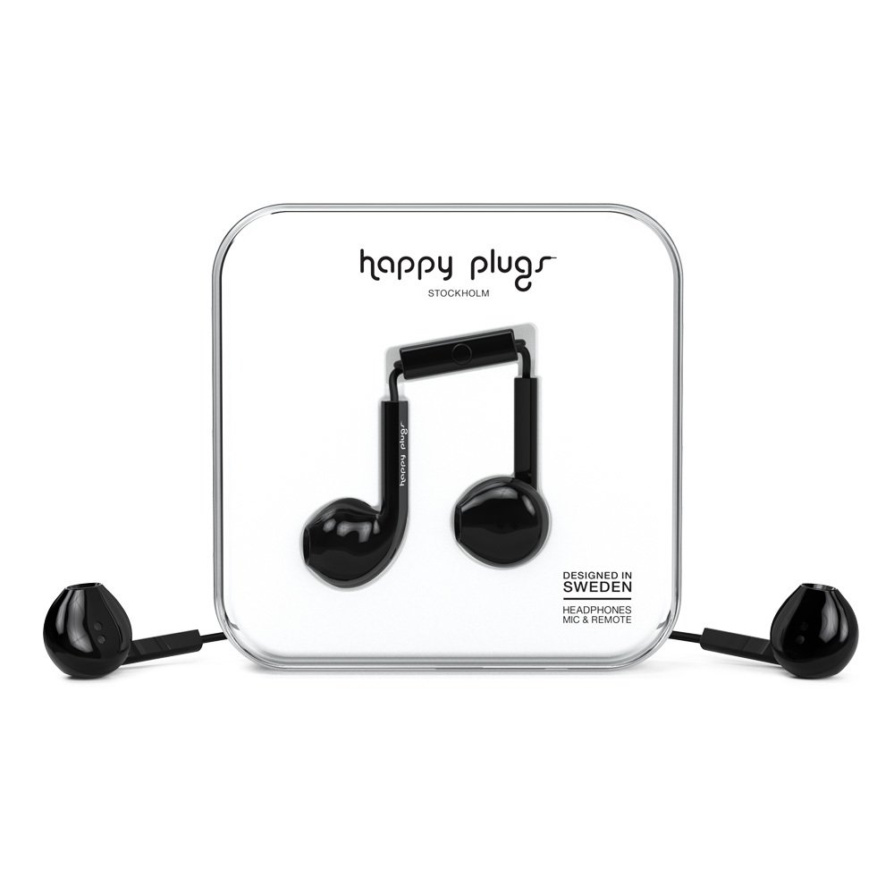 Auriculares Earbud plus Negro-product