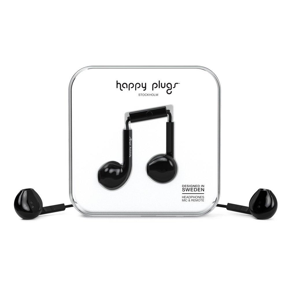 Ecouteurs Earbud plus Noir-product
