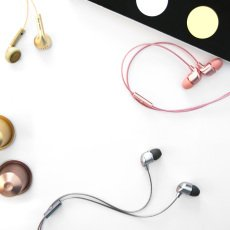 Happy Plugs Ecouteurs In-ear Argenté-listing
