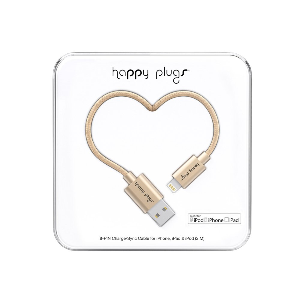 Champagne iPhone 6 Charger-product