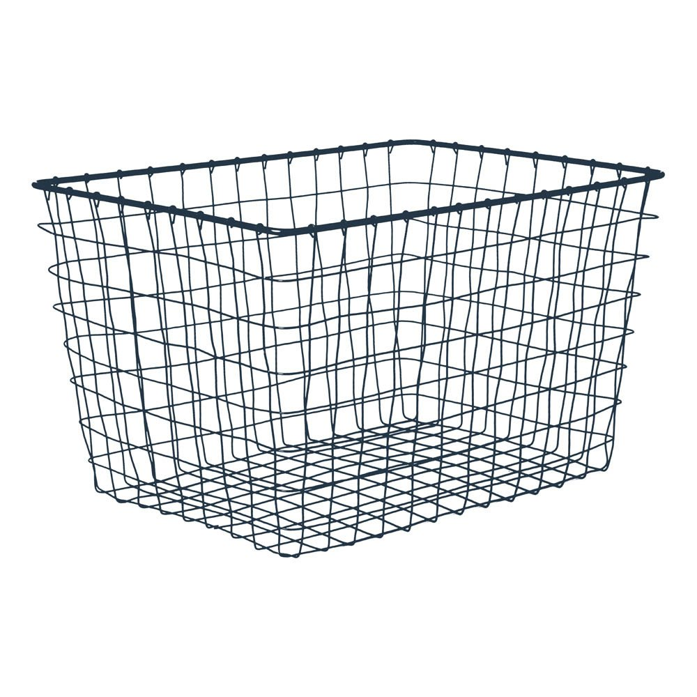 Present Time Linea Rectangle Basket-product