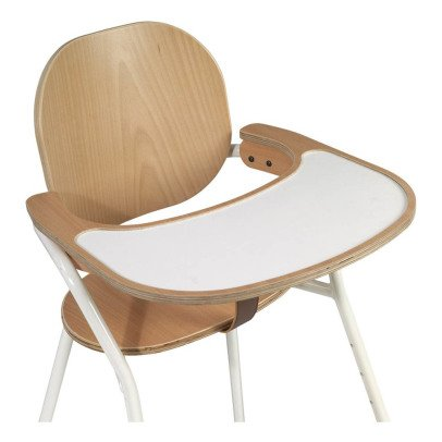 Charlie Crane Tablette pour chaise Tibu Blanc-listing
