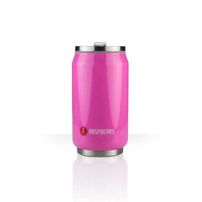 Les Artistes Canette isotherme Can'it 280ml Pink-listing