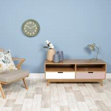 Present Time Lampe de table Hood-listing