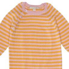 Poppy Rose Eden Striped Jumpsuit-listing