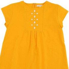 Poppy Rose Amaya Embroidered Dress-listing