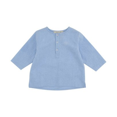 Poppy Rose Kurta Chambray Philip-listing