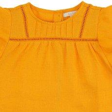 Poppy Rose Annabell Ruffle Blouse-listing