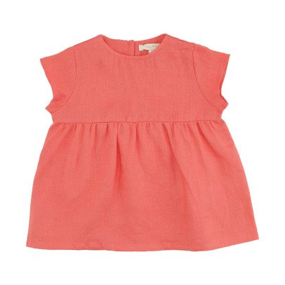 Poppy Rose Phoebe Lurex Dress-listing
