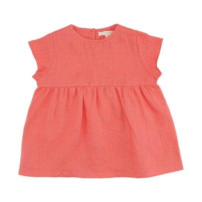 Poppy Rose Robe Lurex Phoebe-listing