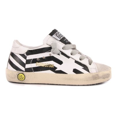 Golden Goose Zapatillas Cuero Bandera Superstar-listing