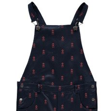 Blune Kids Salopette Triangles Hands Up Bleu nuit-listing