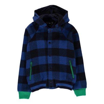 Stella McCartney Kids Conor Check Jacket-listing
