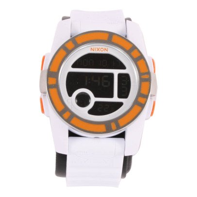 Nixon Star Wars - Silicone Unit BB-8 40mm Watch-listing