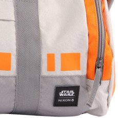 Nixon Star Wars -BB-8 Barrel Sports Bag 32L Grey-listing