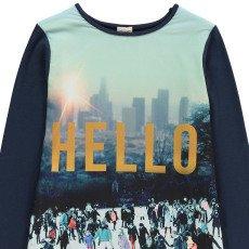 """Paul Smith Junior Robe """"HELLO"""" Maliana-listing"""