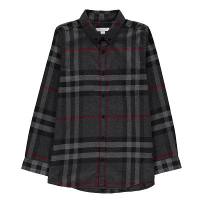Burberry Chemise Carreaux Mini Fred-listing