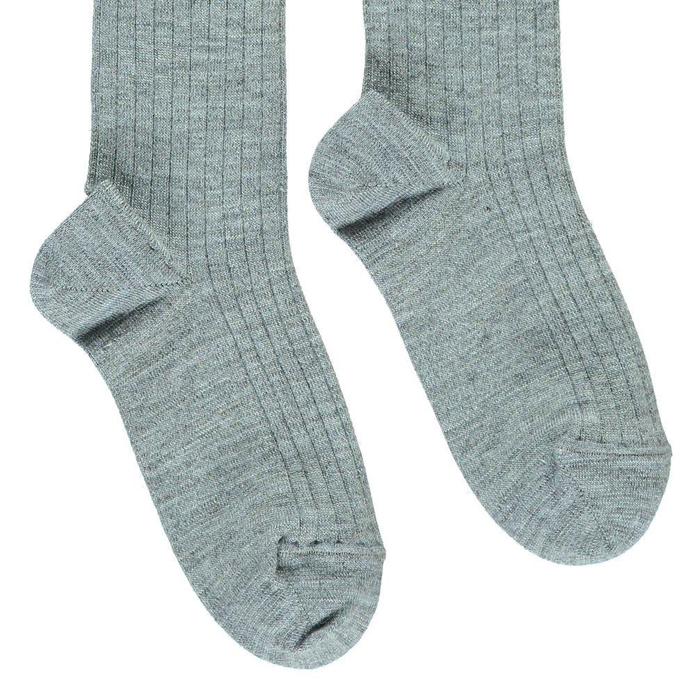 Charles Wool and Alpaca Knee Socks-product