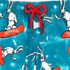 Vilebrequin Short de Bain Snowboards Bunnies-listing