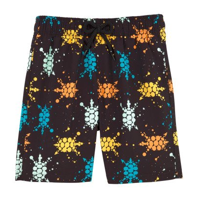 Vilebrequin Short de Bain Japan Turtles-listing