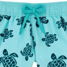 Vilebrequin Short de Bain Flock Turtles-listing