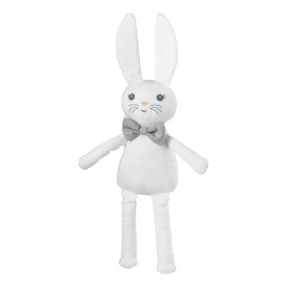 Elodie Details White Gentle Jackson Rabbit Soft Toy-listing