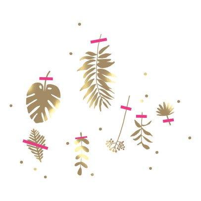 MIMI'lou Stickers- Herbar-listing