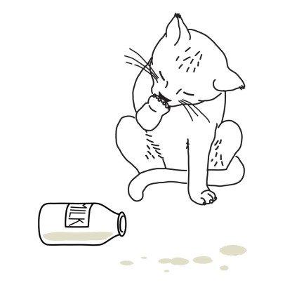 MIMI'lou Stickers-Milk -listing