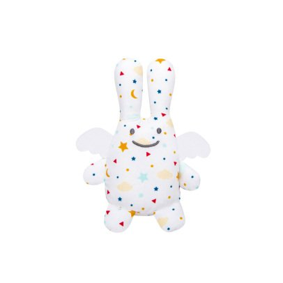Trousselier Star Angel Rabbit Rattle-listing