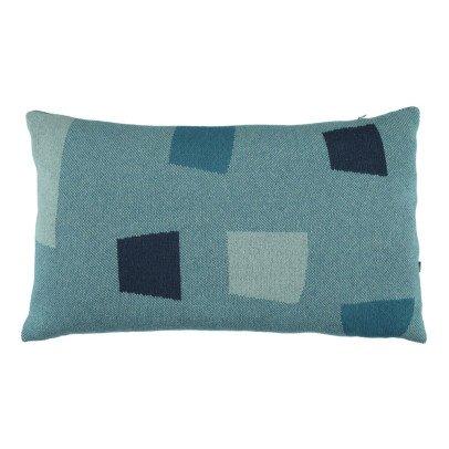 Kidscase Coussin en laine motifs géométriques-listing