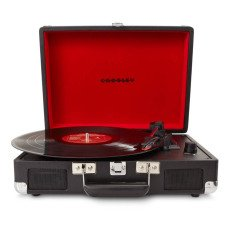 Crosley Radio Crosley Cruiser Deluxe Noir-listing