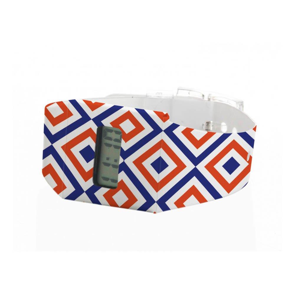 Montre en papier Quadrature Multicoloured-product