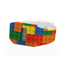 I like paper Montre en papier Bloc de construction Multicoloured-listing