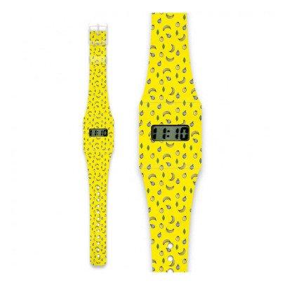 I like paper Montre en papier Tutti Frutti Yellow-listing