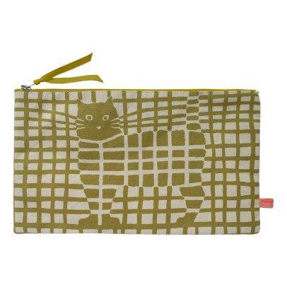 Maison Georgette Trousse Gatto Bronzo-listing