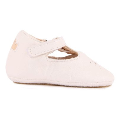 Easy Peasy Lillyp Velcro Leather Mary Janes-product