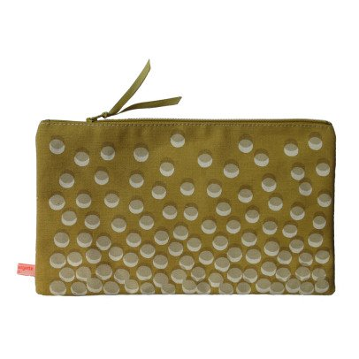 Maison Georgette Bronze Moon Pencil Case-listing