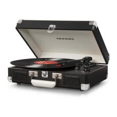Crosley Personalised Black Deluxe Cruiser Crosley Radio-listing