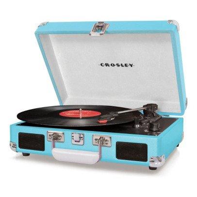 Crosley Radio Crosley Cruiser Deluxe Bleu turquoise-listing