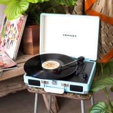 Crosley Turquoise Deluxe Cruiser Crosley Radio-listing