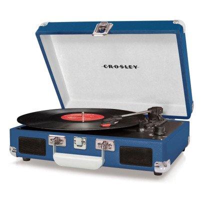 Crosley Radio Crosley Cruiser Deluxe Bleu-listing