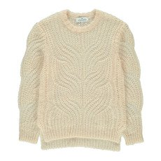 product-Little Remix Wool and Mohair True Pullover