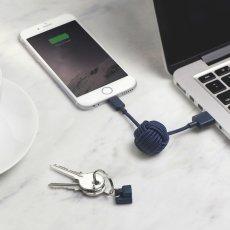 Native Union Schlüsselanhänger mit I-Phone Ladekabel -listing