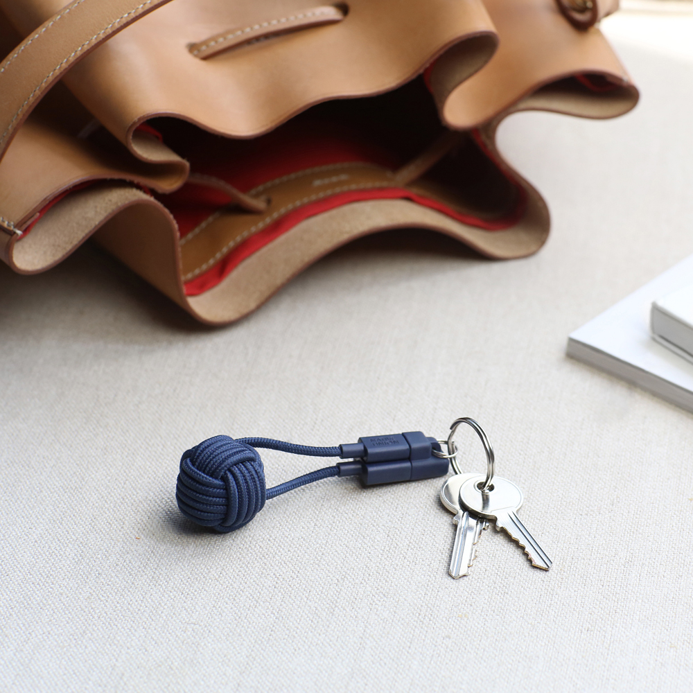 Native Union Llavero Key cable recarga I-phone-product