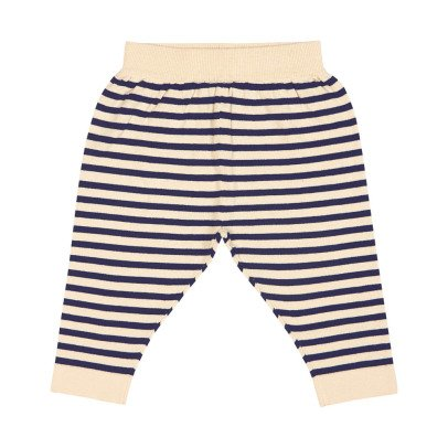 FUB Organic Cotton Striped Trousers-listing
