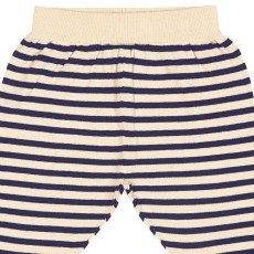 FUB Organic Cotton Striped Trousers-product